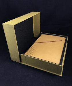 Slipcase with Book
