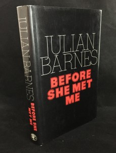 Before She Met Me (1982): Cover