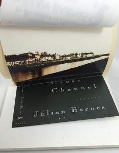 Cross Channel Uncorrected Proof (Alfred A. Knopf, 1996): Promo Insert 3