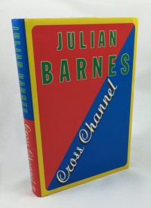 Cross Channel (Jonathan Cape, 1996): Cover