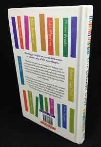 The Library Book (2012): Back Cover
