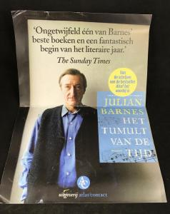 Promotional Poster for Het tumult van de tijd | The Noise of Time