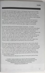 Last Page of Julian Barnes Short Story