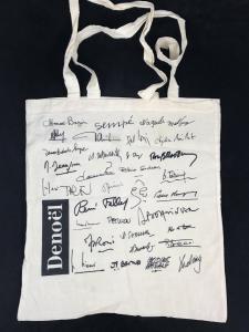 Promotional Book Bag (Denoël, undated)