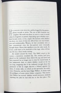 Beginning of Barnes Story, p. 5