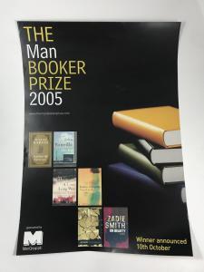 Man Booker Prize 2005 Poster