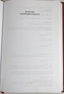 Preliminary Page