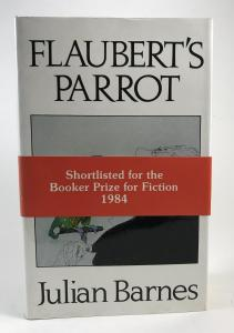 Flaubert's Parrot: Wrap-around Band