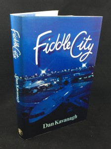 Fiddle City (Cape, 1981): Cover