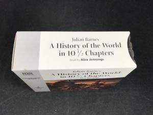 CDs for A History of the World in 10½ Chapters