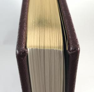 Fore Edge & Binding