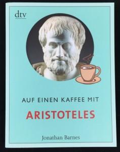 Auf Einen Kaffee Mit Aristoteles: Front Cover