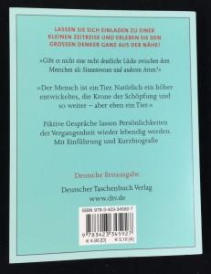 Auf Einen Kaffee Mit Aristoteles: Back Cover