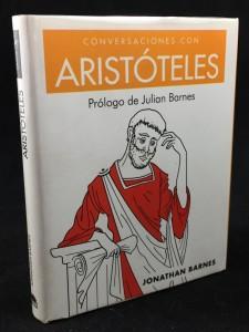 Conversaciones con Aristóteles (Spanish): Front Cover
