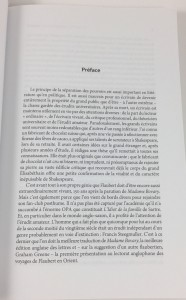 First Page of Preface