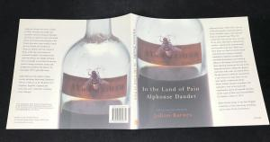 In the Land of Pain: Dust Jacket Proof