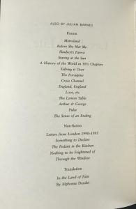 List of Titles