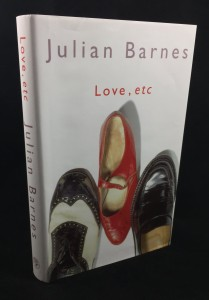 First edition Love, etc Dust Jacket, as published