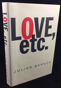 Love, etc. (Knopf, 2001): Front Cover