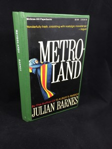 Metroland (McGraw-Hill, 1987): Permabound