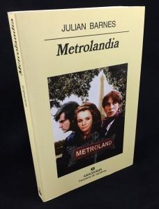 Metrolandia (Anagrama, 1989): Front Cover