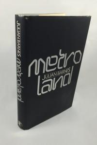 Metroland (Jonathan Cape, 1980): Front Jacket