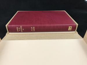 Book in Solander Case