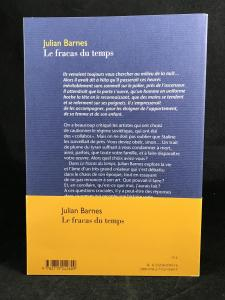 Back Cover with Promotional Band