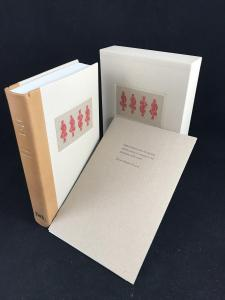 Slipcase, Book, and Facsimile Folder
