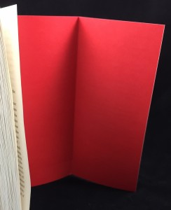 Inside French Flap