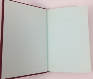 Endpages
