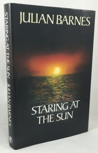Staring at the Sun (Jonathan Cape, 1986): Cover