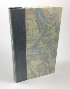 Front Cover with Glassine Wrapper