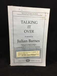 Altered Front Cover