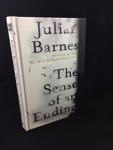 The Sense of an Ending (Windsor Paragon, 2011; Large Print): Front Cover