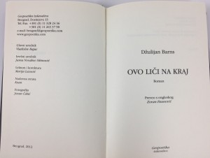 Copyright and Title Page
