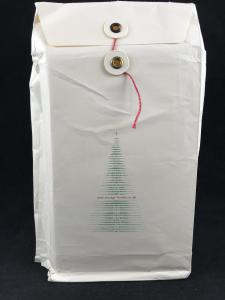 Front of Vintage Christmas Bag