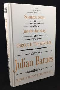 Through the Window (Windsor Paragon, 2013; Large Print): Cover